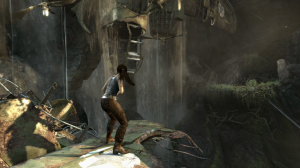 Tomb Raider PC Max Settings Let's Synq and Play