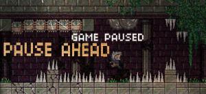 Pause Ahead