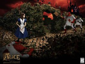 American McGee's Alice in Wonderland